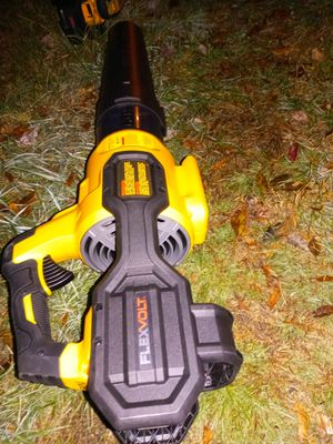 FLEXVOLT 60V MAX Lithium-Ion Cordless Axial Blower (Tool Only) for Sale in Warwick, RI