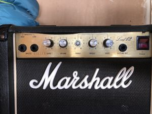 Marshall Lead 12 Model 5005 Amp for Sale in Alameda, CA