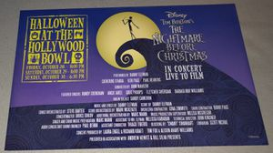 Nightmare Before Christmas Live 2016 for Sale in Gilbert, AZ