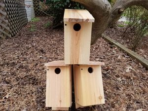 Quality Hand Crafted Cedar Bluebird Houses for Sale in Gambrills, MD