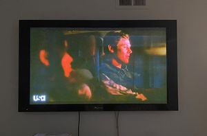 50 inch pioneer tv $80 for Sale in Santee, CA