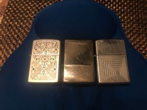 Zippo lighter's for Sale in Pittsburgh, PA
