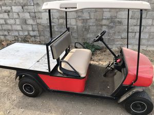 2006 ezgo workhorse gas powered golf cart for Sale in Corona, CA
