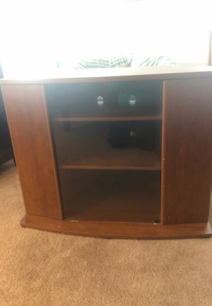 TV stand with storage for Sale in Columbus, OH