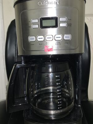 Cuisinart Brew Central 14-cup Programmable Coffee Maker for Sale in Tacoma, WA