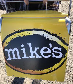 Mikes lemonade cooler for Sale in Oceanside, CA