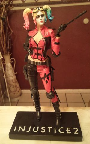 DC Comics Harley Quinn Injustice 2 Statue Limited Edition for Sale in Glendale, AZ