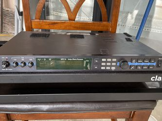 Lexicon MPX G2 - Guitar Amp Simuator And Multi Effects Unit for Sale in Hacienda Heights,  CA