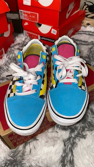 Vans size 5.5 men's. 7/10 condition. Used 4 or 5 times. for Sale in Benicia, CA