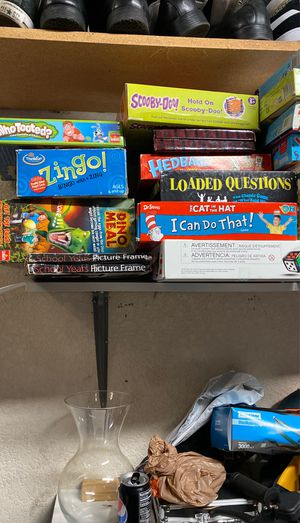 Board games for Sale in Hoffman Estates, IL