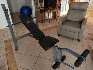 Weight bench for Sale in Corpus Christi, TX