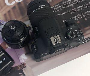 Canon t5i perfect condition for Sale in Orlando, FL