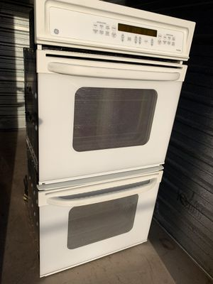 GE true temp self cleaning double oven for Sale in Abilene, TX