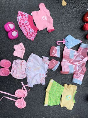Cabbage patch kids & newborns & clothes & accessories for Sale in Plainfield, IL