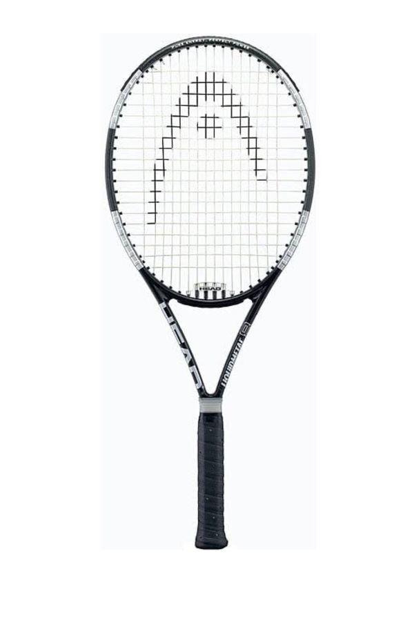 Liquid metal 8 tennis racket