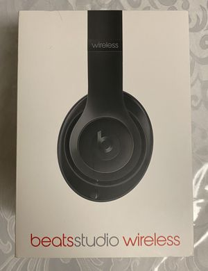 Beats studio wireless (box only) for Sale in Brooklyn, NY