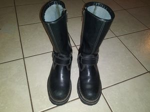 Vendo botas harly davison seze 7.5 de hombre 9 de mujer for Sale in Houston, TX