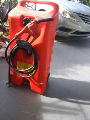 Portable gas pump for Sale in Boynton Beach, FL