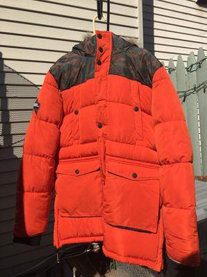 """Superdry Jacket """"SD Explorer Parka"""" for Sale in Aspen Hill, MD"""