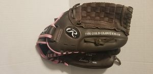 *HOLD FOR MONALE* Women's fast pitch softball glove 12 inch for Sale in Phoenix, AZ