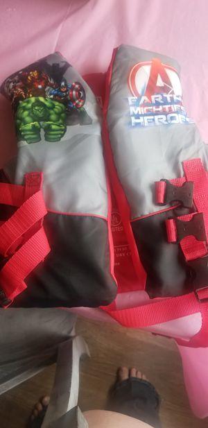 Life vest like new toddler 30-50 lbs for Sale in Salt Lake City, UT