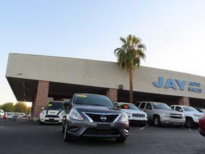 2015 Nissan Versa for Sale in Tucson, AZ