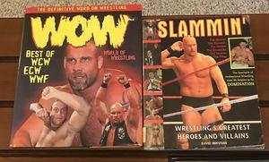 Wrestling Books for Sale in Nolensville, TN