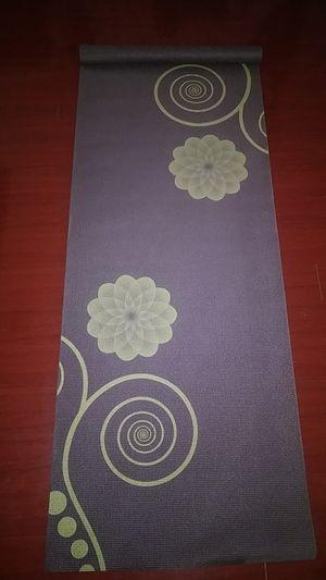 Renew 3mm Printed Yoga Mat Gray for Sale in San Jose, CA