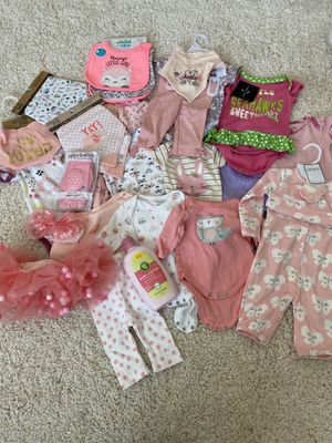 Baby clothes & accessories (0-6 months) for Sale in East Wenatchee, WA