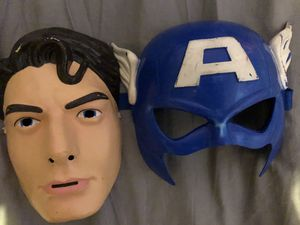 Superhero Masks for Sale in Jersey City, NJ