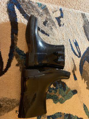 Jessica S. rain boots - size 9- $20 for Sale in Oakbrook Terrace, IL