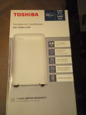 Toshiba Portable Air Conditioner(NEW) for Sale in La Porte, TX