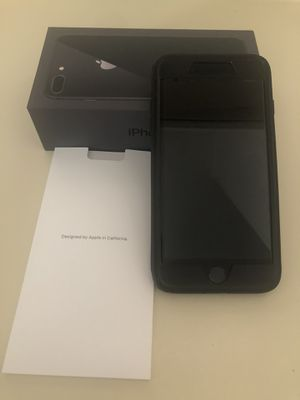 iPhone 8 Plus 64g excellent condition for Sale in Rancho Cucamonga, CA