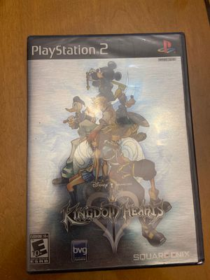 Kingdom Hearts 2 (New Sealed PS2) for Sale in Berwyn, IL