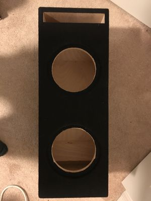"8"" Subwoofer Competition speaker box for Sale in Millersville, MD"