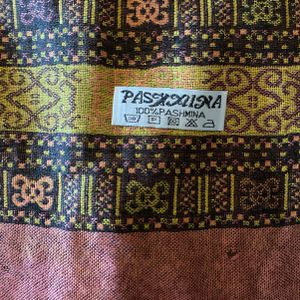 100% Pashmina Scarf From Thailand for Sale in Corona, CA