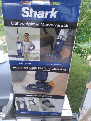 Great deal on a Shark Navigator brand new lightweight vacuum for Sale in Moreno Valley, CA