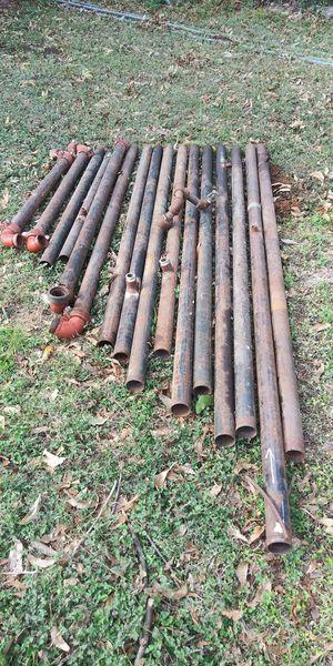 Metal sprinkler pipe for Sale in Fort Worth, TX