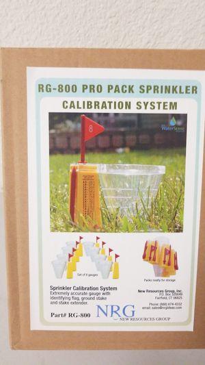 Sprinkler Calibration System for Sale in Orlando, FL