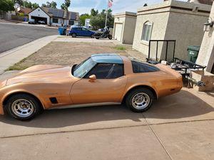 1982 Chev. Corvette for Sale in Phoenix, AZ