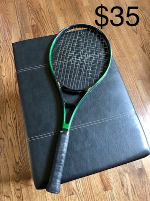 Prince graphite II midplus tennis racquet for Sale in Lisle, IL