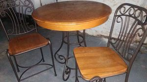Breakfast table for two for Sale in Cleveland, OH