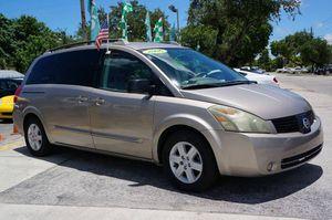 Nissan Quest Minivan for Sale in Miami, FL