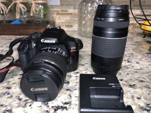 Canon Camera T6 for Sale in West Covina, CA