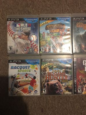 PS3 Games for Sale in Parkville, MD