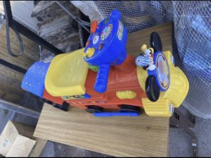 Mickey Mouse toy train for Sale in Seattle, WA