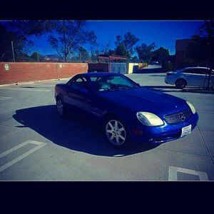 Parts car SLK 230 1999 for Sale in Riverside, CA