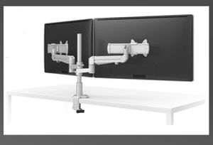 Dual computer monitor arms for Sale in Las Vegas, NV