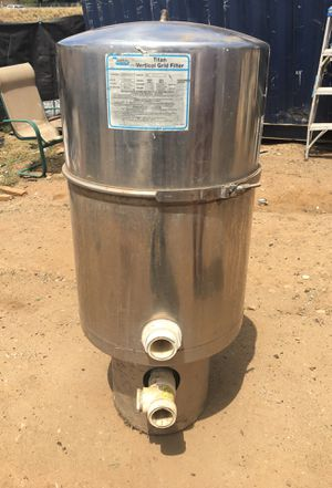 Pool filter for Sale in Lemon Grove, CA