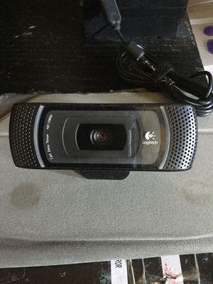 Logitech HD pro webcam C910 for Sale in Calexico, CA